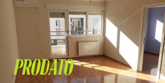 Prodato – Vračar, 46 m2, Cerska 115, 1.5, III sprat